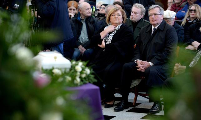 Pogrzeb Wojciecha Młynarskiego. Tłumy pożegnały wybitnego artystę