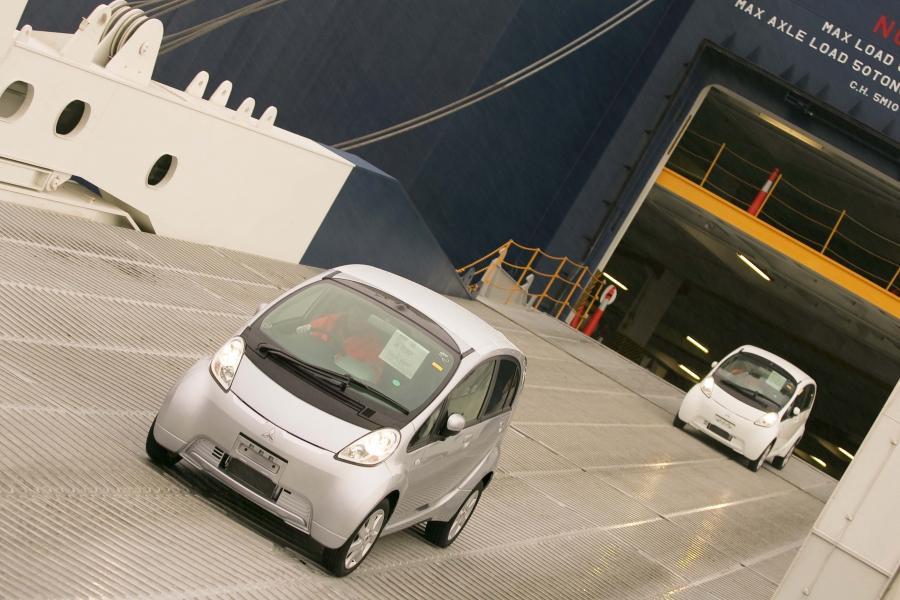 Już testują samochody na prąd
