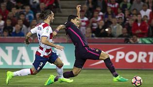 Luis Suarez i Gaston Silva