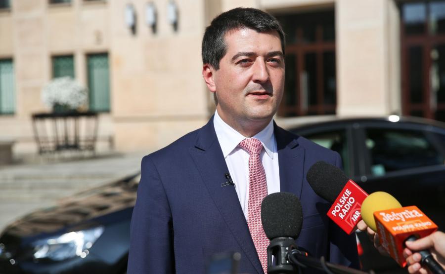 Wiceminister Leszek Skiba