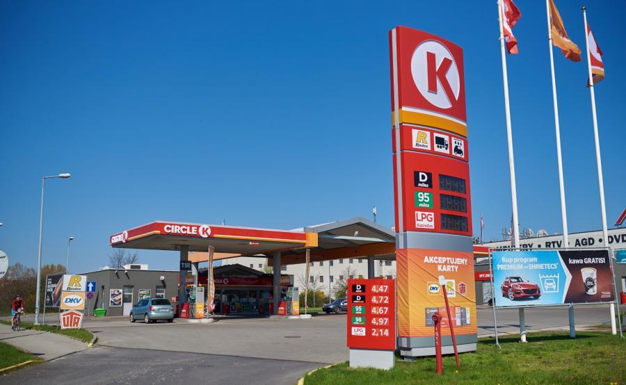 Pierwsza stacja paliw Circle K już działa w Opolu