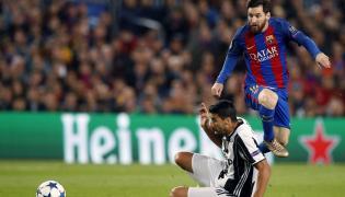 Lionel Messi i Sami Khedira