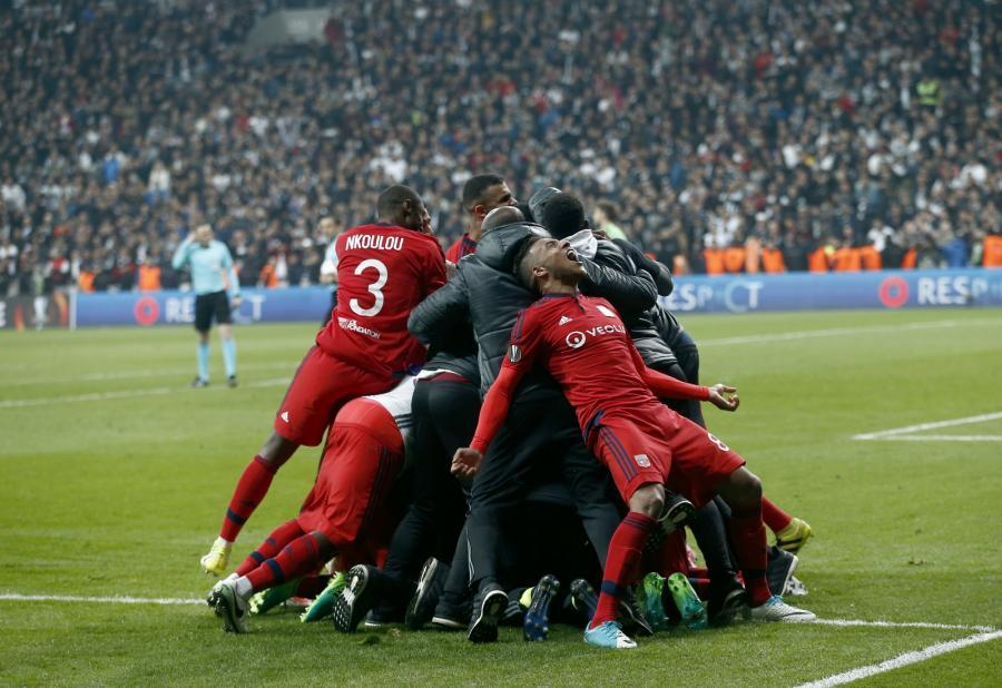Piłkarze Olympique Lyon