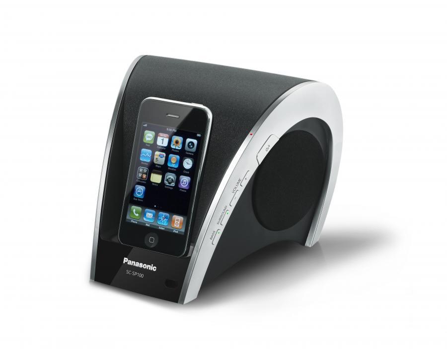 Zamień iPhone\'a w wieżę stereo