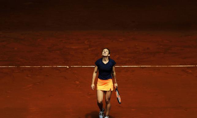Rumunka w prawdopodobnie najkrótszej spódniczce wśród tenisistek wygrała turniej WTA w Madrycie [FOTO]