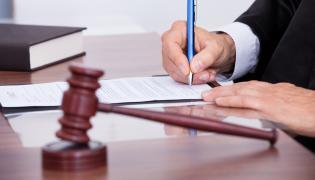 Sędzia i wyrok
