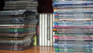 Płyty kompaktowe