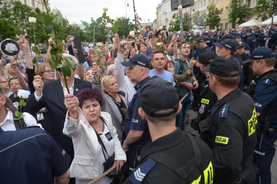 Obywatele RP i policja
