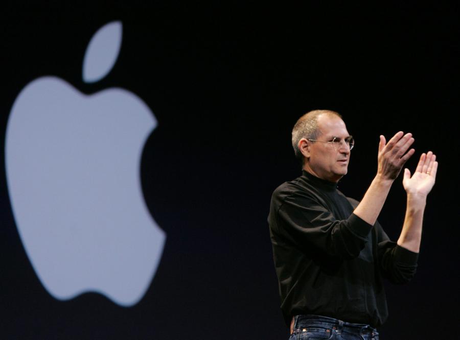 Wyślij życzenia do Steve\'a Jobsa