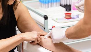 Badanie krwi