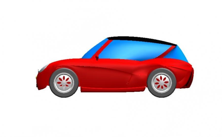Adrian Anaders spodziewa się, że właśnie tak będzie wyglądać polski samochód elektryczny