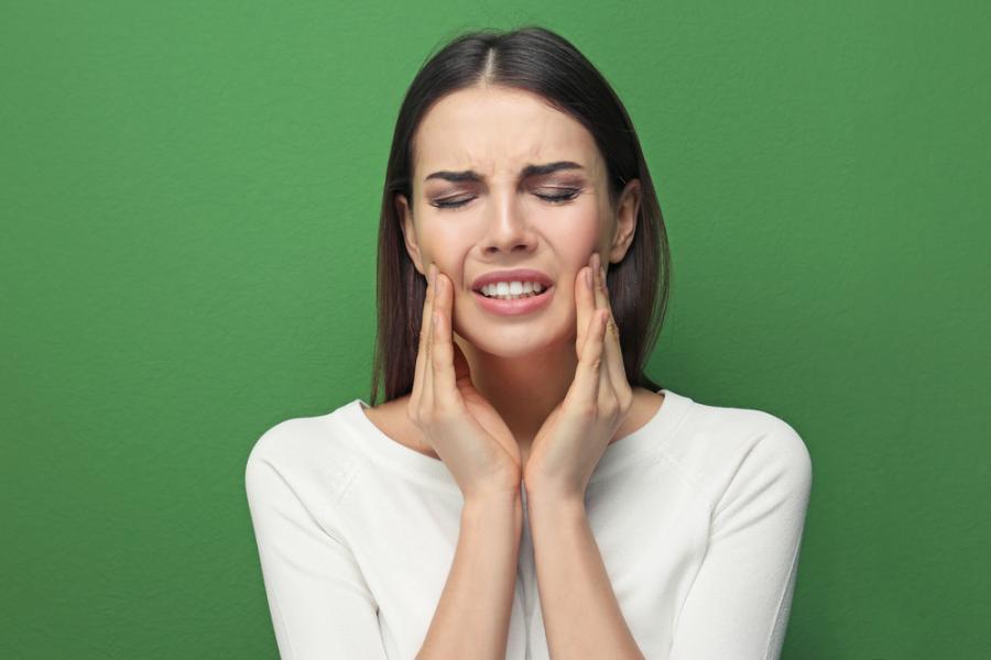 Bolące zęby