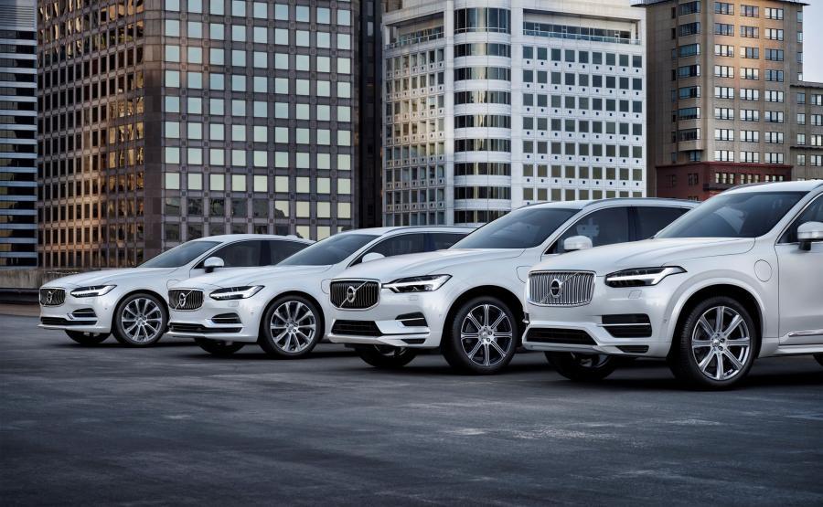 Po roku 2019 każde Volvo będzie wyposażone w silnik elektryczny