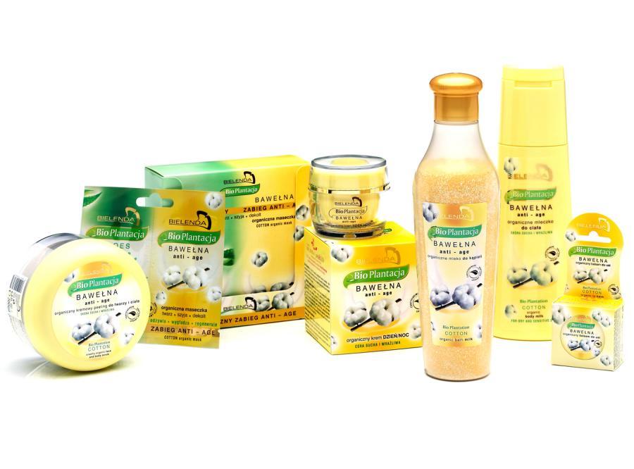 Najlepsze dla skóry będą kosmetyki z naturalnych składników.