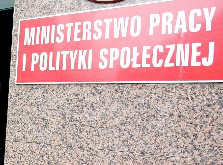 Molestowanie w Ministerstwie Pracy