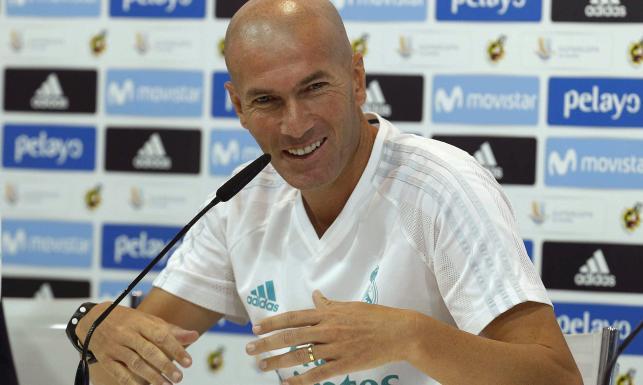 Liga hiszpańska: Zinedine Zidane przedłuży kontrakt z Realem