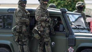 Zaprzysiężenie lubelskiej brygady obrony terytorialnej