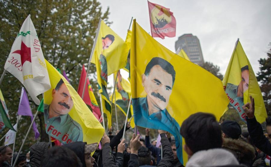 Festiwal Kurdów w Kolonii