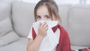 Dziecko ciągle choruje?