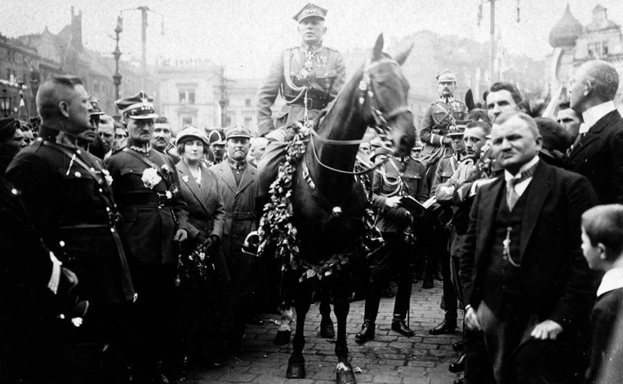 Wojska polskie wkracają na Śląsk