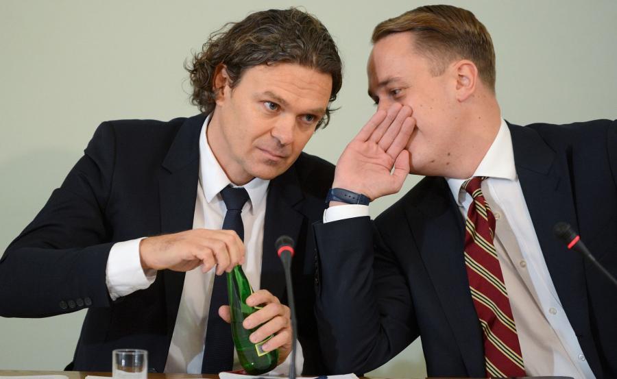 Paweł Kunachowicz i jego adwokat