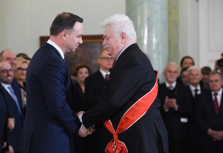 Były wiceminister i p.o. ministra obrony narodowej Romuald Szeremietiew