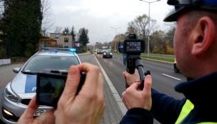 LaserCam 4 w rękach policji