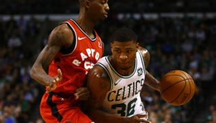 Marcus Smart i Delon Wright