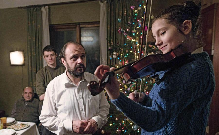 Amelia Tyszkiewicz i Arkadiusz Jakubik