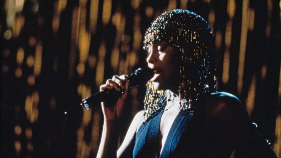Whitney Houston w filmie \