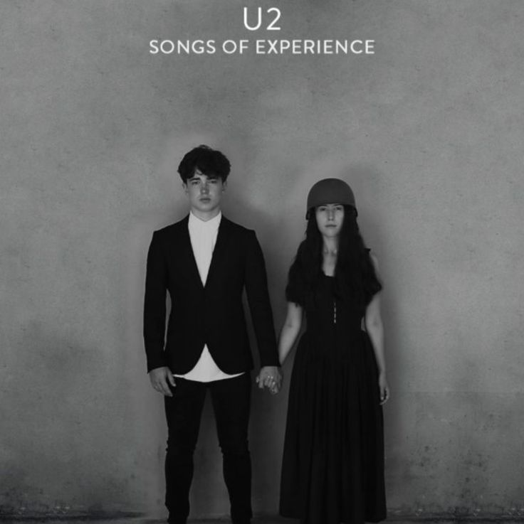 "U2 ""Songs of Experience""; Universal Music Polska"
