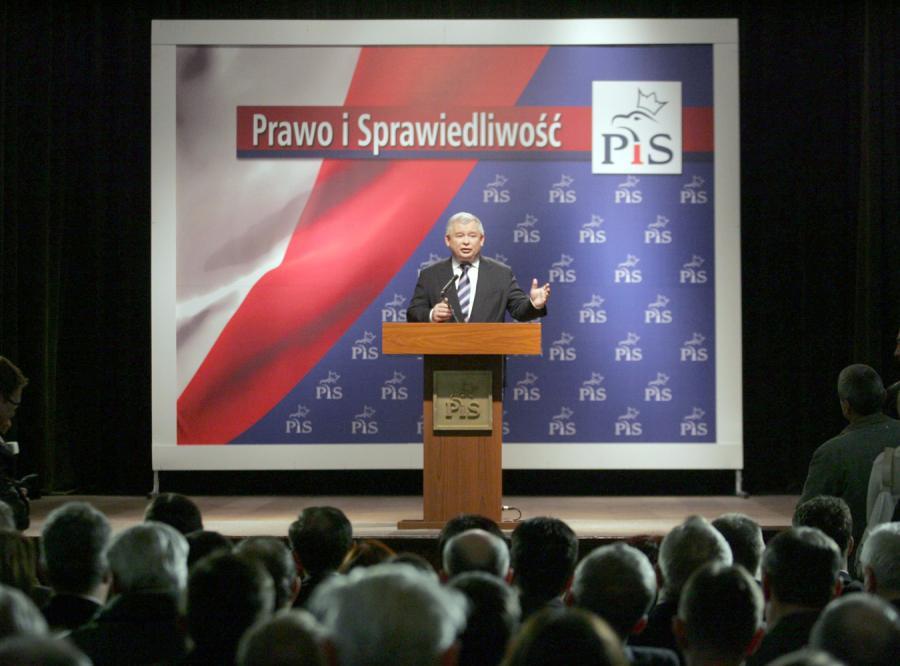 PiS ma plan - wrócić do władzy w 2011 roku