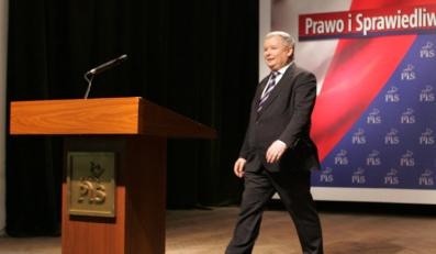 Zybertowicz: PiS naprawdę ma szansę wrócić do władzy