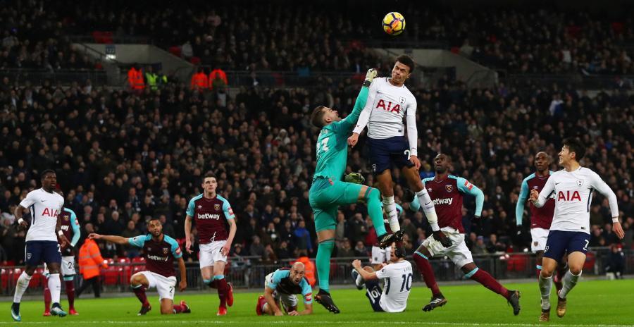 Tottenham - West Ham