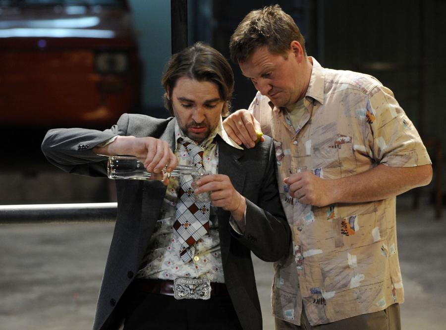 Pijaństwo śmieszy... w Teatrze Starym