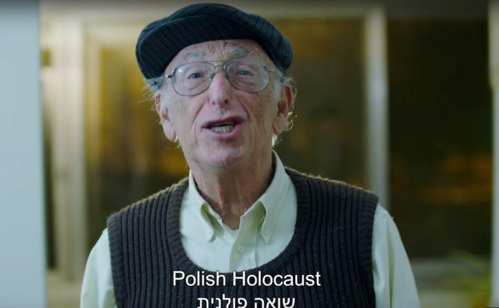 Screen z filmiku Fundacji Rodziny Rudermana