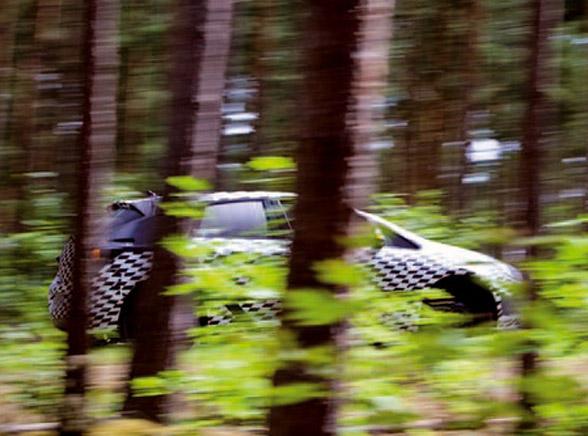 Nowy Opel z Polski złapany przez szpiega