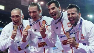 Jakub Krzewina, Karol Zalewski, Rafał Omelko i Łukasz Krawczuk
