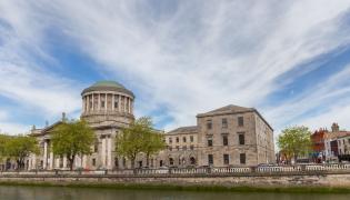 Siedziba irlandzkiego High Court