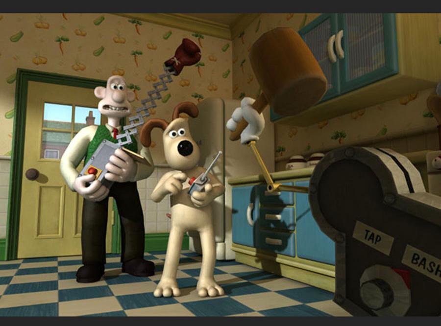 Komputerowe przygody Wallace\'a i Gromita