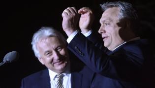 Victor Orban triumfuje na Węgrzech