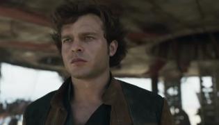 Alden Ehrenreich jako Han Solo