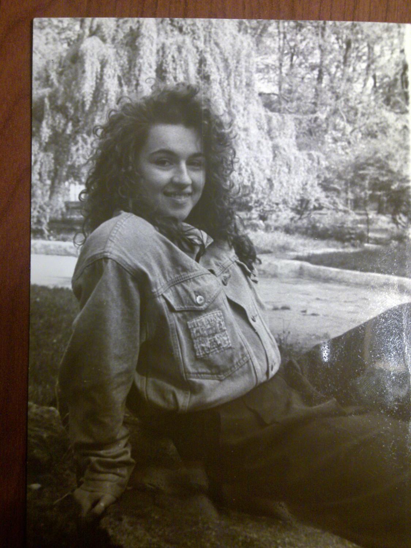 Beata Tadla w latach 90-tych