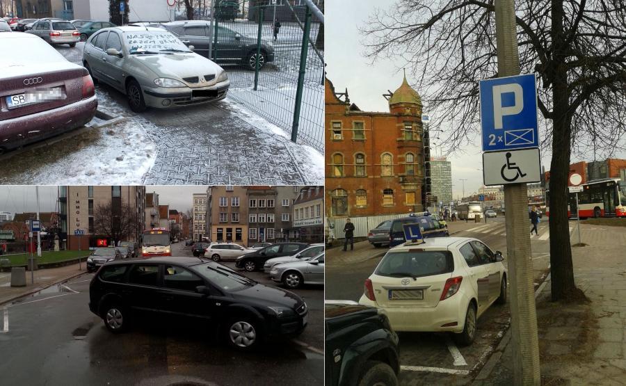 Jak parkują Polacy? Czasem nawet straży miejskiej opada szczęka