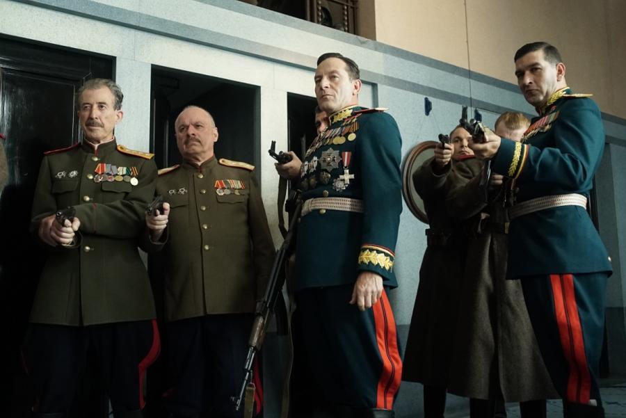 """""""Śmierć Stalina"""" w polskich kinach 27 kwietnia 2018 roku"""