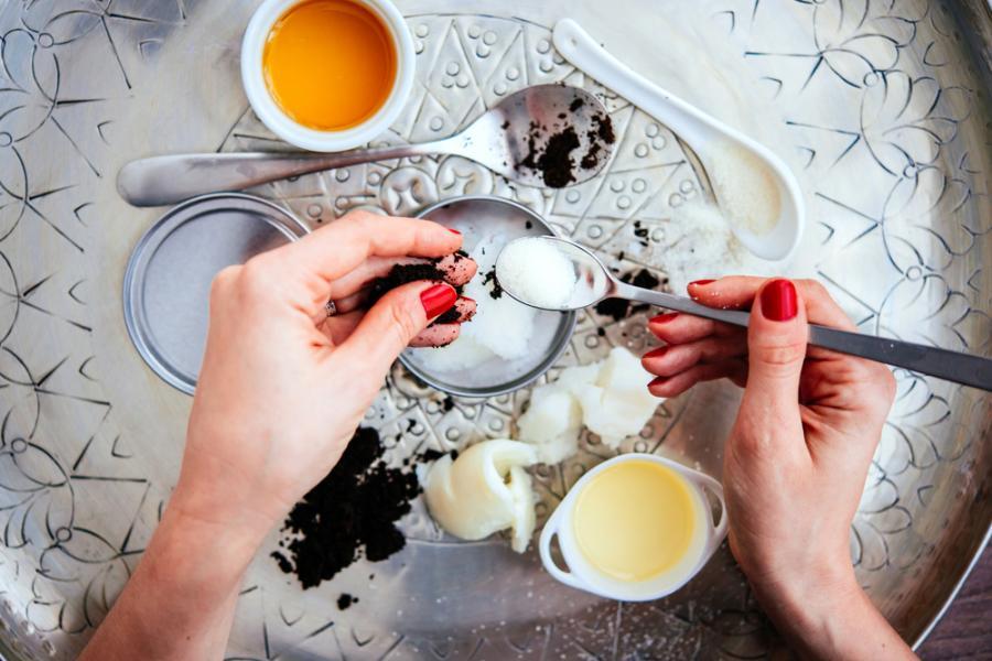 Kosmetyki domowej roboty