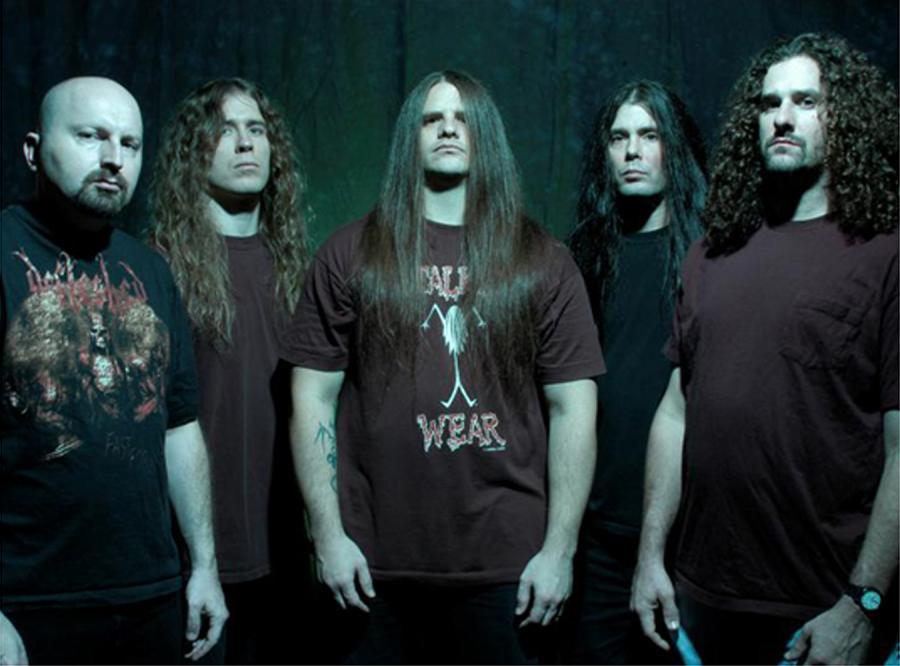 Brutalni death metalowcy w Polsce