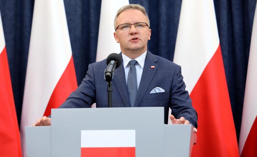 Szef Gabinetu Prezydenta RP Krzysztof Szczerski