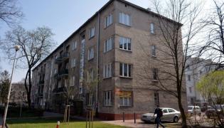 Kamienica przy ul. Nieborowskiej 15 w Warszawie