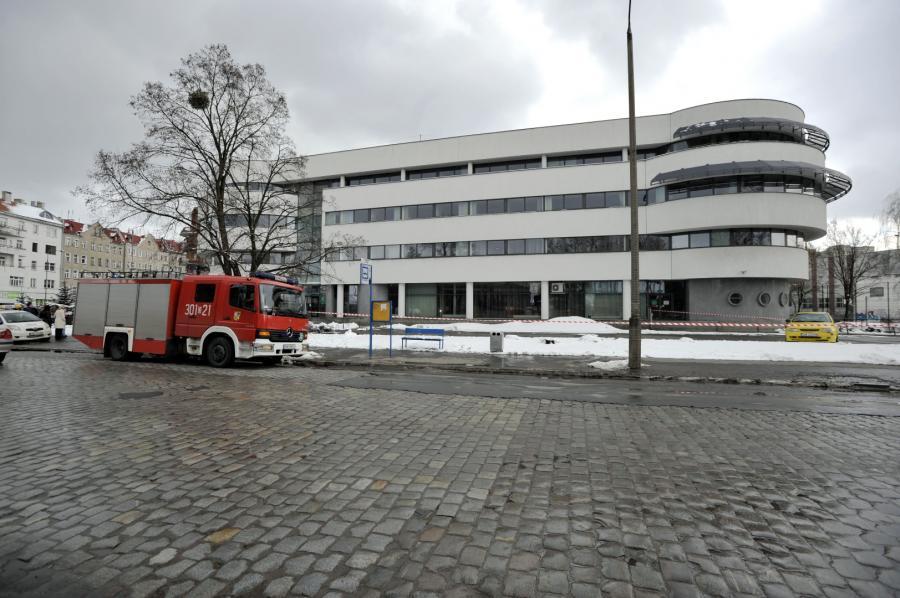 Siedziba ZUS we Wrocławiu